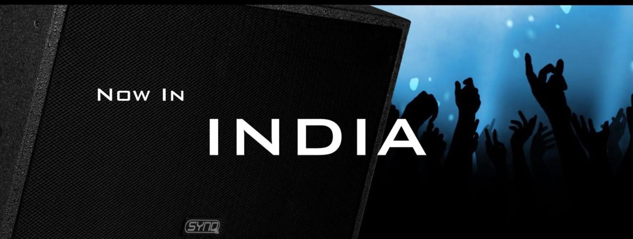 Synq india - audiophony - Magazine cover