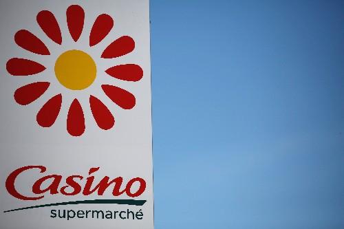 Casino ralentit en France, toujours solide au Brésil au 1er trimestre