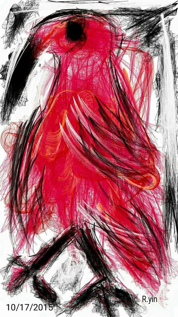 My 6000 Emotions Art - Magazine cover