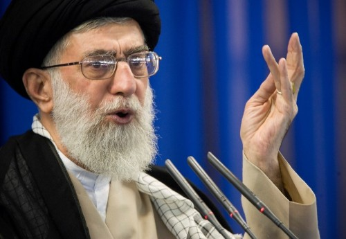 Iran's Khamenei says Europeans cannot be trusted in nuclear row