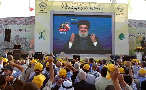 Hariri says Israeli drones in Beirut attempt to stir Middle East tensions