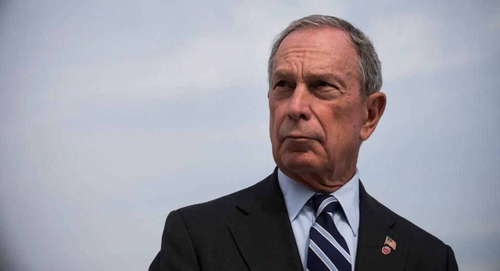 Michael Bloomberg won't mount a presidential bid