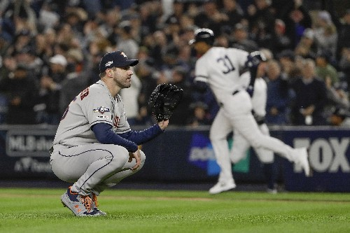 Verlander can't close out Yanks; ALCS heads back to Houston