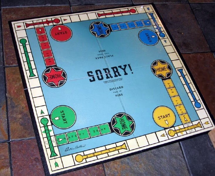 Sorry! - cover