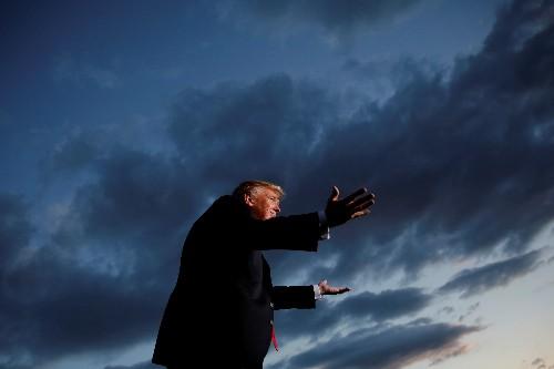 Trump tells Pennsylvania voters that trade war has helped economy