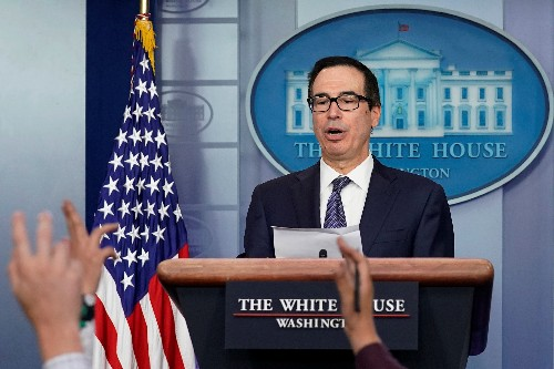 Mnuchin backs proposal to double IMF's crisis fund