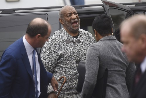 Bill Cosby Arraigned in Sexual Assault Case: Pictures