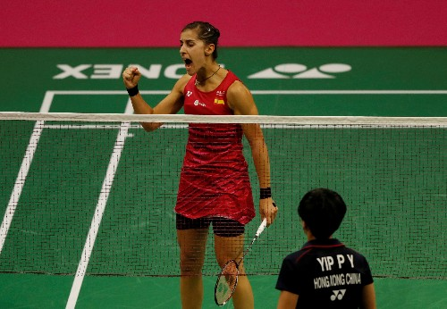 Olympic champion Marin completes comeback with China title