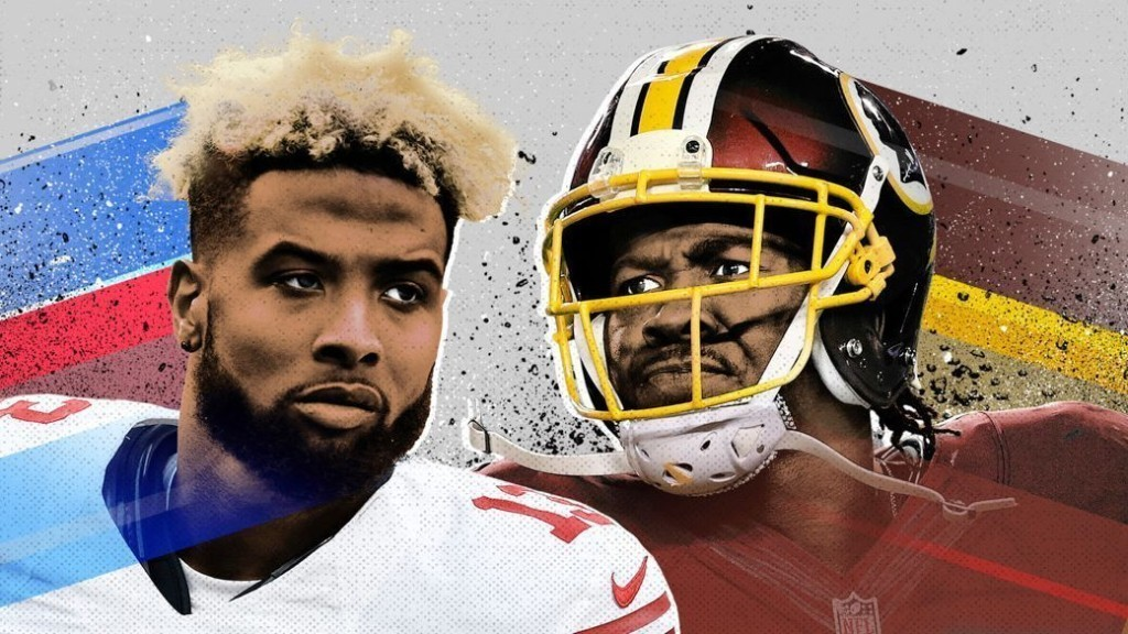 How Beckham vs. Norman became one of the NFL's fiercest rivalries