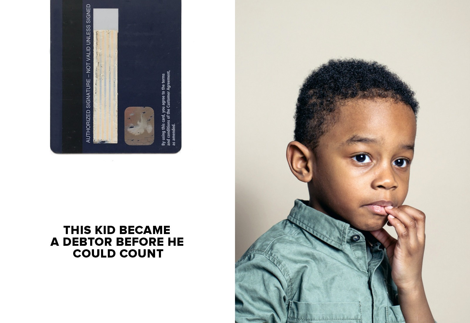 A Dad Stole This Toddler's Identity To Open Credit Cards. Here's How The System Failed Him.