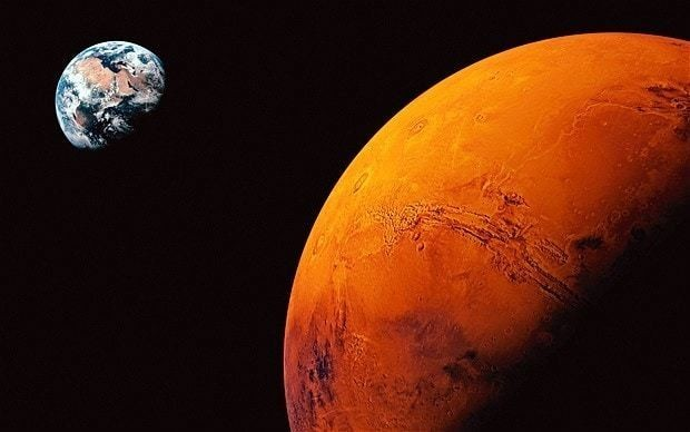 Nasa planning 'Earth Independent' Mars colony by 2030s