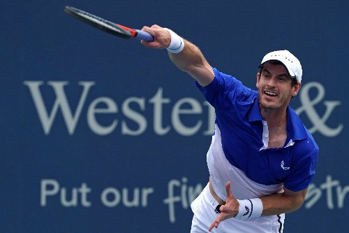 Murray hoping to regain lost speed during Asian swing
