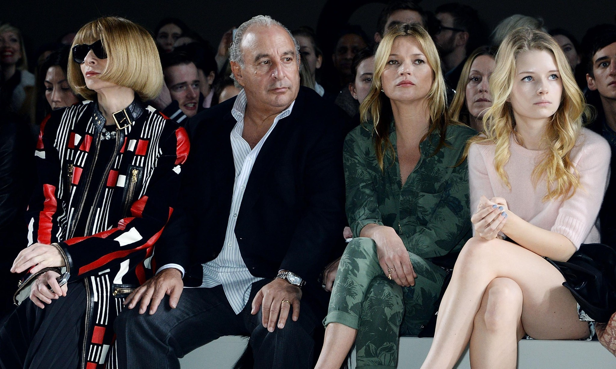 How Philip Green, the £3.2bn king of the high street, lost his shine