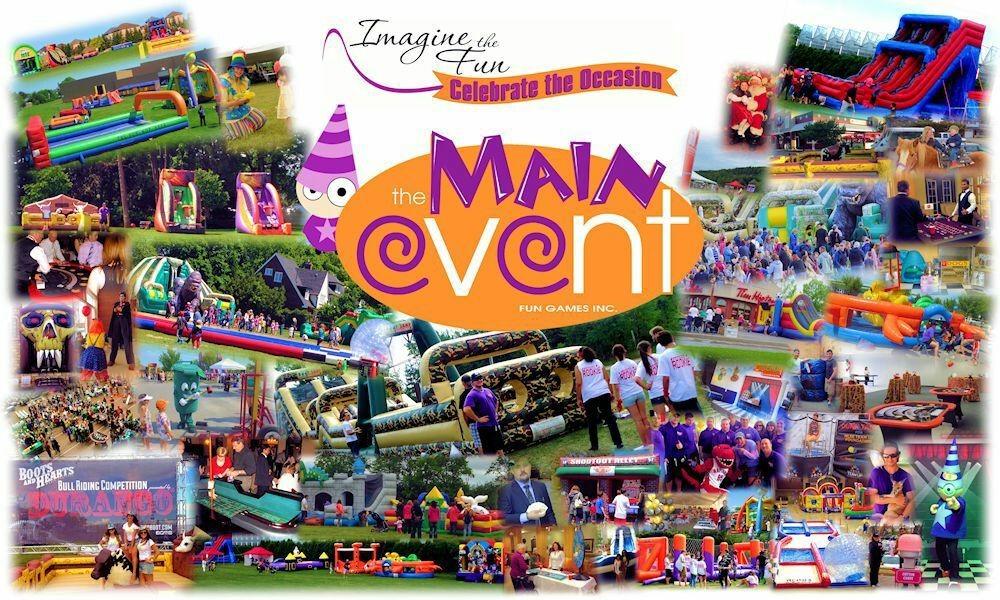 Main Event Fun Games Inc Catalog - Couverture