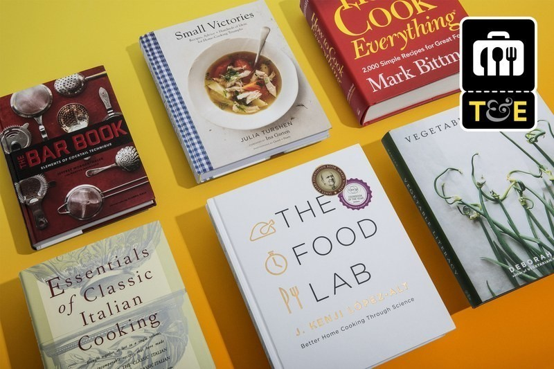 The Six Cookbooks You'll Keep Forever