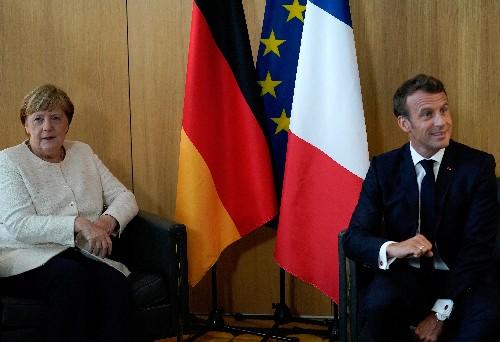 Merkel unterstützt Macron - Amazonas-Feuer gehören auf G7-Tagesordnung