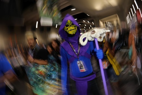 Comic-Con Opens in San Diego: Pictures