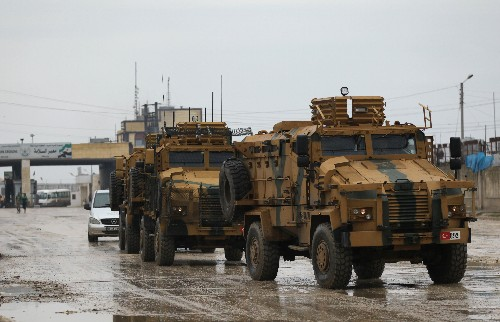 Turkey-backed rebels await 'zero hour' to attack Syria's Manbij