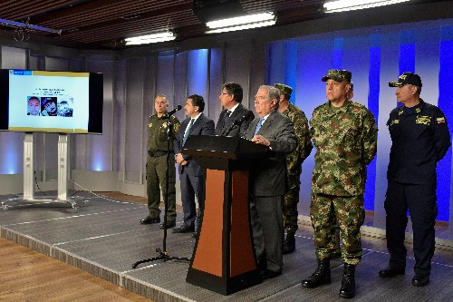 Colombia asks Cuba to capture ELN leaders after attack on police academy