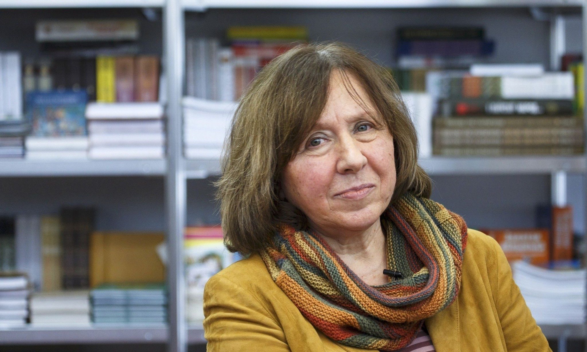 Everything you need to know about Svetlana Alexievich, winner of the Nobel prize in literature