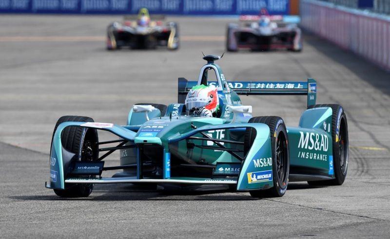 Da Costa stretches his lead as Formula E resumes