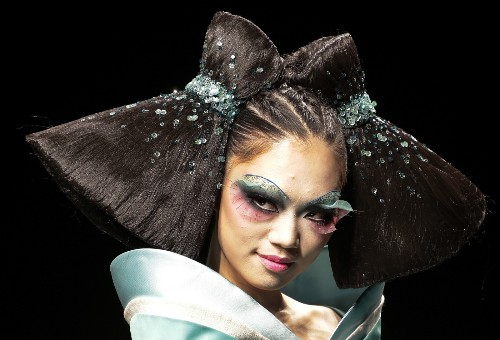 China Fashion Week: A Photo Gallery