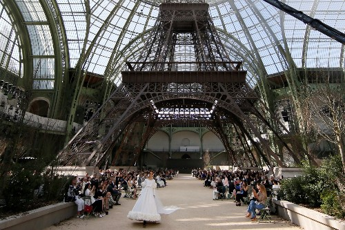 Haute Couture Paris Fashion Week in Pictures