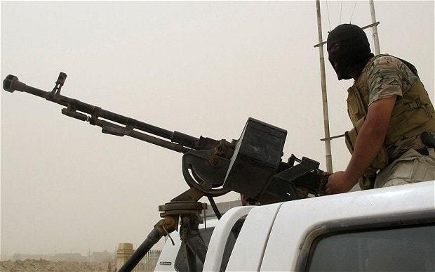 Iraqi troops in fight to retake Tikrit from jihadists