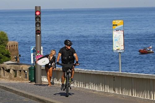 Estrictas medidas de seguridad en Biarritz previo a G7
