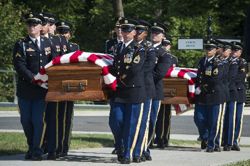 Arlington Cemetery opens new section with Civil War burials