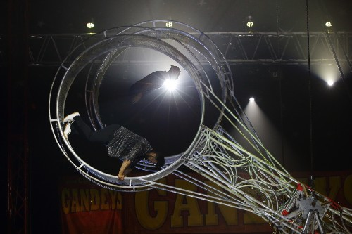 The Great Circus of Europe in Pictures