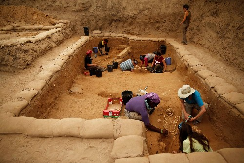 Philistines were more sophisticated than given credit for, say archeologists
