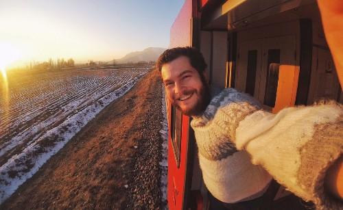 Spotlight: Seyahat blogger'ı Kerimcan Akduman