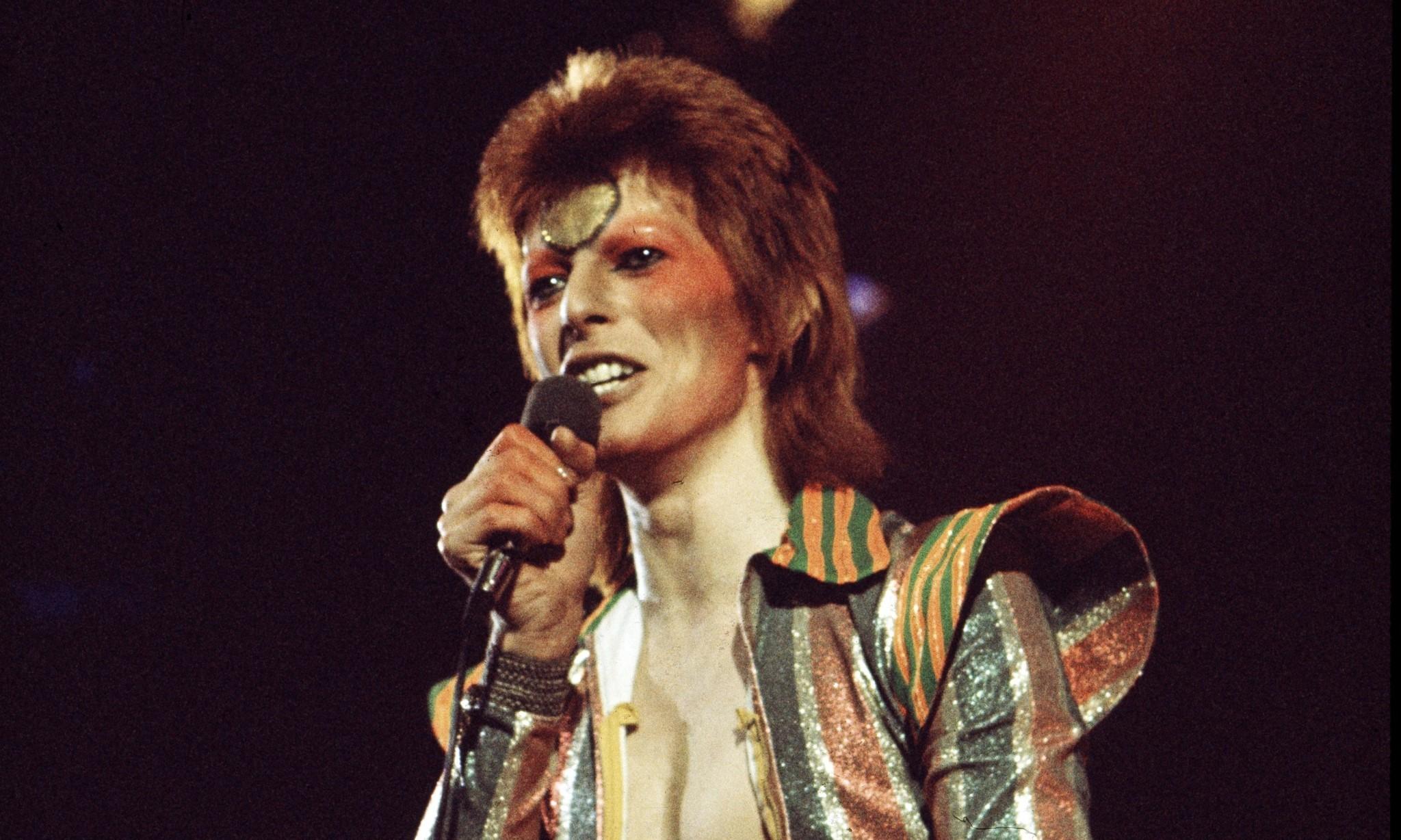 David Bowie: stage oddity