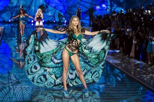 Victoria's Secret Fashion Show in Pictures
