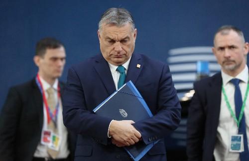 Fronten auf EU-Gipfel verhärtet - Ungarn erhöht Forderungen