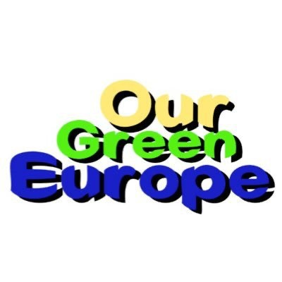 OUR GREEN EUROPE - cover