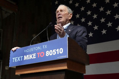 Bloomberg might not spend to help Sanders if he's nominee