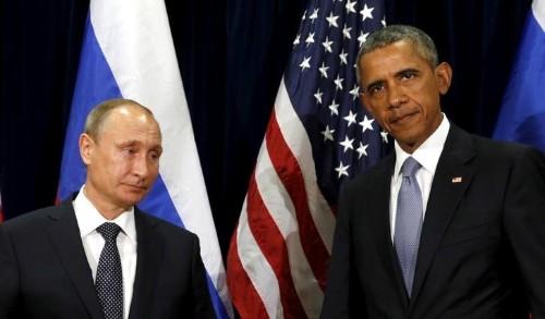 Putin e Obama concordam em intensificar a coordenação sobre a Síria