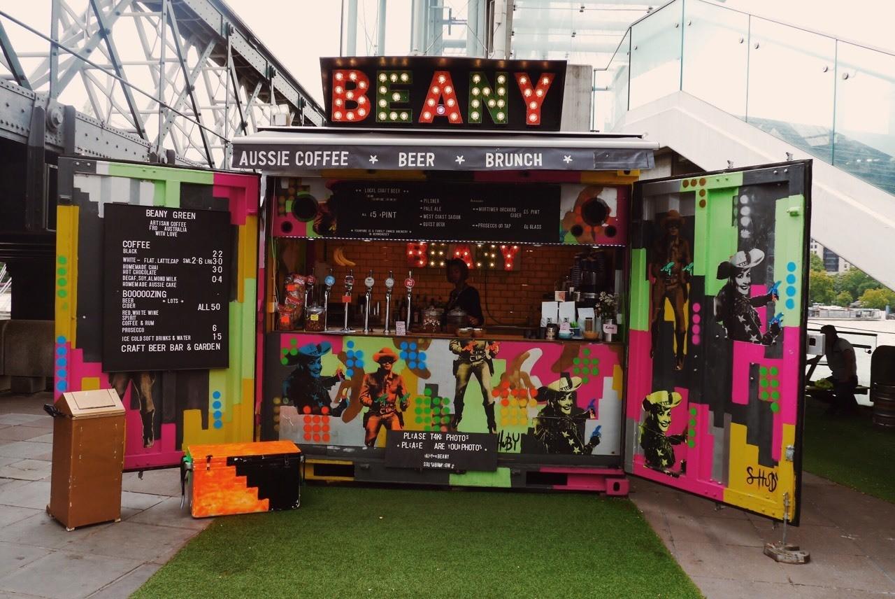 Beany   London