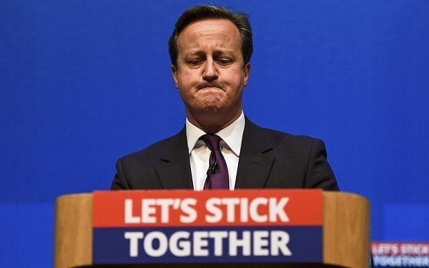 David Cameron faces Tory 'bloodbath' over 'unfair' cash for Scotland