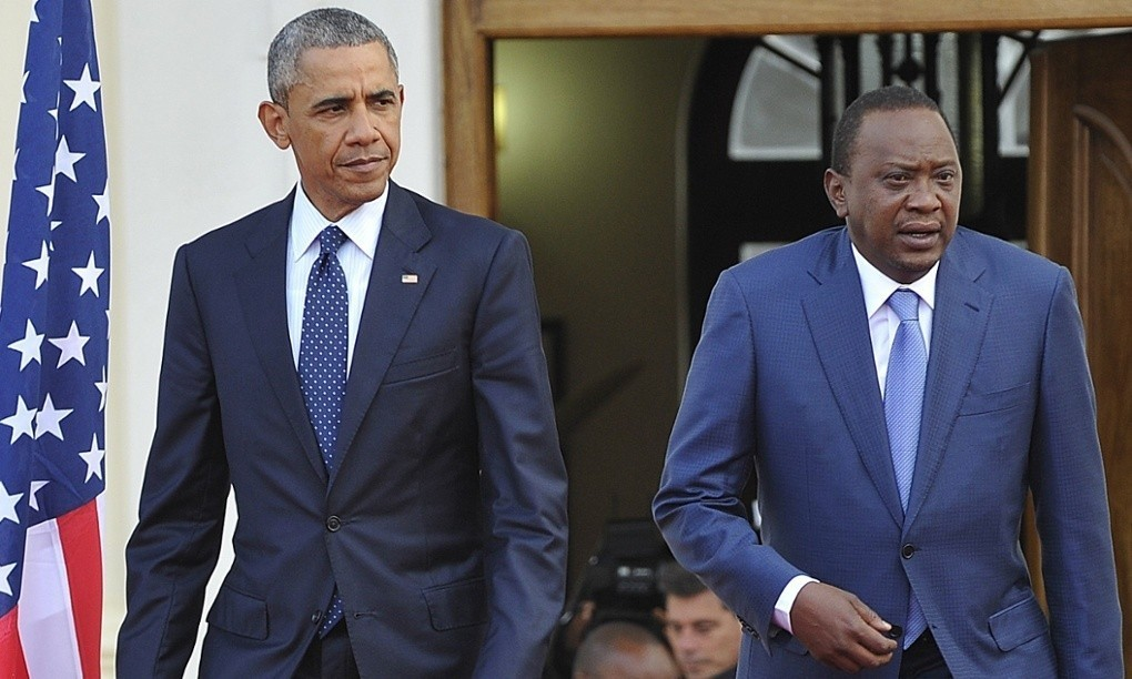 Barack Obama tells African states to abandon anti-gay discrimination