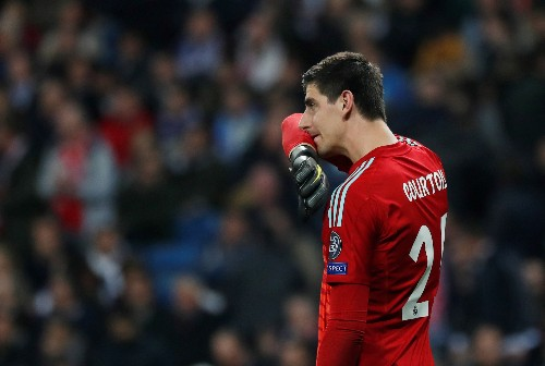 Soccer: 'Spanish press want to kill me', says Courtois after difficult week