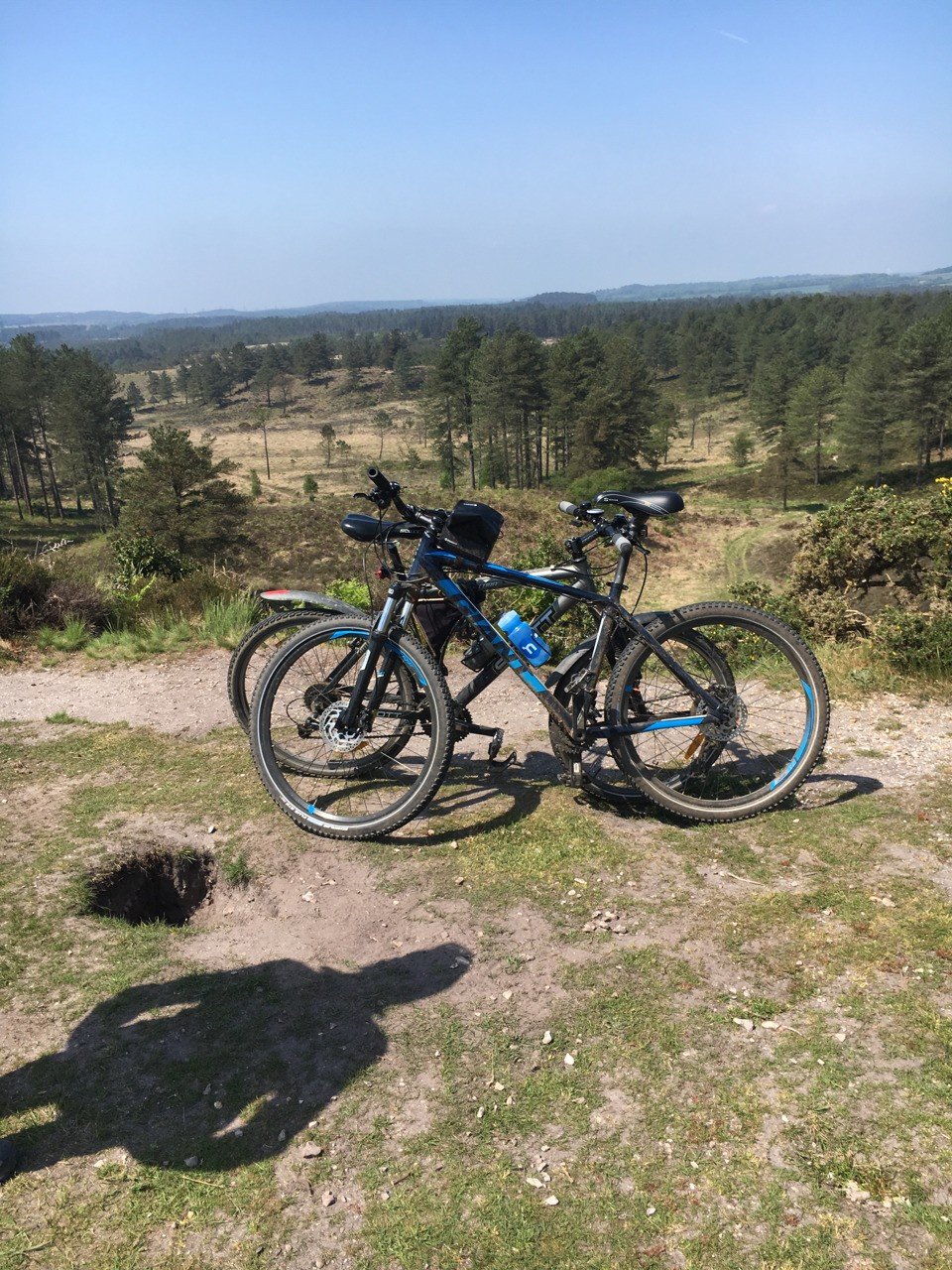 Woolbarrow Hill Fort with Andy Hartley
