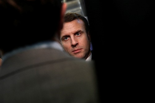 Macron warns France that coronavirus epidemic is coming