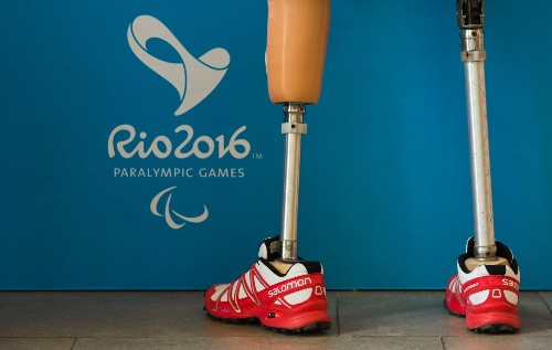 Highlights from the Paralympics in Rio: Pictures