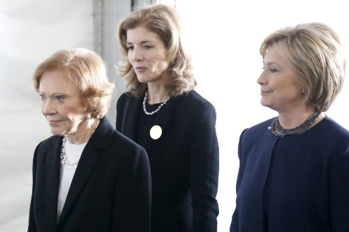Funeral for Nancy Reagan: Pictures