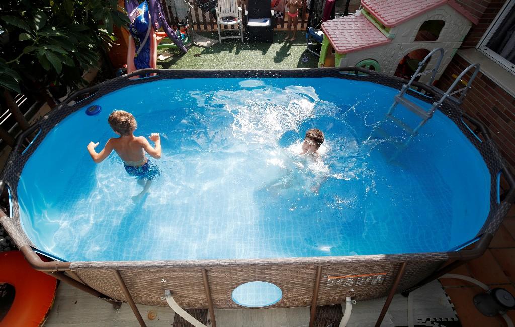 Pool sales skyrocket as consumers splash out on coronavirus cocoons
