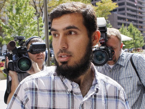 Would-be NYC bomber faces sentencing in foiled al-Qaeda plot