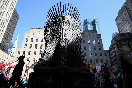 For the ultimate 'Game of Thrones' fan. How to speak Valyrian
